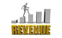 Revenue Stock Illustration