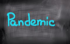 Pandemic Concept Stock Illustration