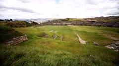 Cuzco-2014-Sacsayhuaman-01. Stock Footage