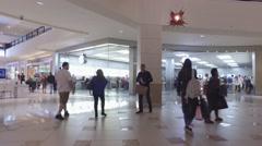 Aventura Mall Apple Store Stock Footage