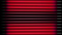 NEON Tubes Red4 Stock Footage