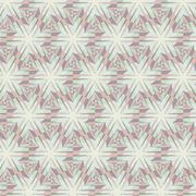 Primitive simple pink, lilac pattern - stock illustration