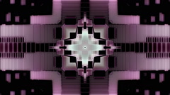 Chaotic Geometries Loops - stock footage