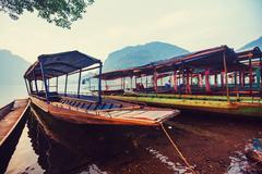 BaBe lake Stock Photos