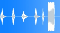Starship Door Errors - sound effect