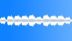 quiet robotic melody echo - stock music