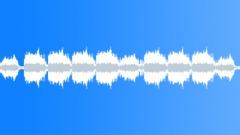 Quiet melody robotic echo Stock Music