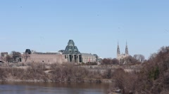 National Gallery of Canada Stock Footage