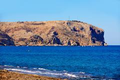 javea Xabia and San Antonio Cape in Alicante - stock photo