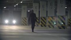 Mafia Hitman - stock footage