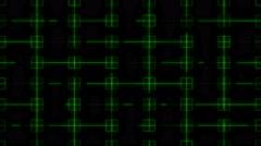 Gird green 4k Stock Footage