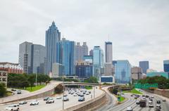 Downtown Atlanta, Georgia Kuvituskuvat