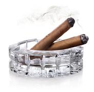 Cigars in ashtray Stock Photos