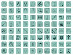 Medic icon vector illustration Stock Illustration