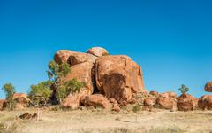 Stock Photo of Devils Marbles, Northern Territory