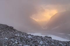 Dolomite Alps, Italy - stock photo