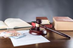 Law concept - stock photo