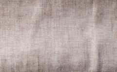 Gray linen texture Stock Photos
