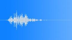 Low swish whoosh - sound effect