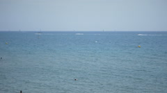 Activities In The Sea at Summer Stock Footage