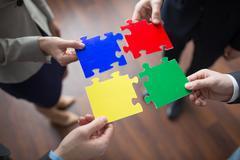Collaboration Stock Photos
