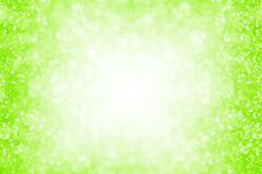 Neon Green Glitter Sparkle Background Kuvituskuvat