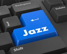Jazz Stock Illustration