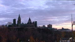 Parliament of Canada Stock Footage