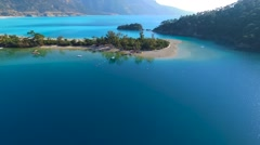 Oludeniz Turkey Stock Footage
