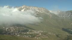 Gökdeniz Karadeniz Mountain Timelapse Stock Footage