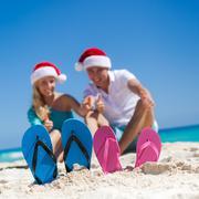 Caribbean Christmas Vacation Kuvituskuvat