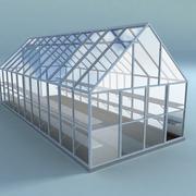 GREENHOUSE - 3D model