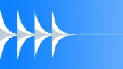School bell 01 (DRY) Sound Effect