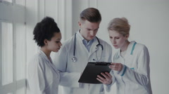 Healthcare, medical Stock Footage