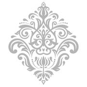 Stock Illustration of Elegant Vector Ornament in the Style of Barogue