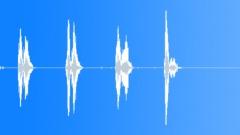 Deep Male Voice Saying Goodbye in Mandarin Chinese (Zai Jian) - sound effect