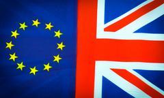 Brexit UK EU referendum concept - stock photo