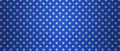 Patriotic US background with stars Stock Illustration