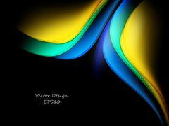 Stock Illustration of bright vector background