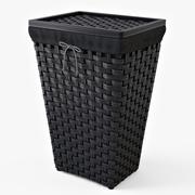 Laundry Basket IKEA KNARRA 3D Model