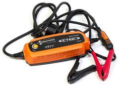Car battery charger - Ctek MXS 5.0 POLAR Stock Photos
