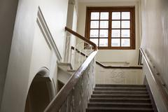 Old Build Stair Stock Photos