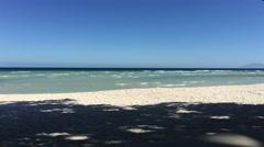 Anda beach Stock Footage
