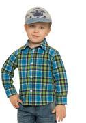 The boy in the baseball cap - stock photo