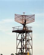 Radar tower Stock Photos