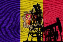 Andorra flag Piirros
