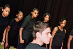 Drama students Kuvituskuvat