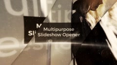 Multipurpose Slideshow Opener Stock After Effects