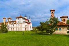 Kovilj Monastery in Fruska Gora - Serbia Stock Photos
