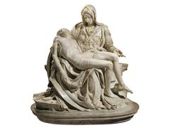 La Pieta Saint Peter Basilica Vatican - stock photo
